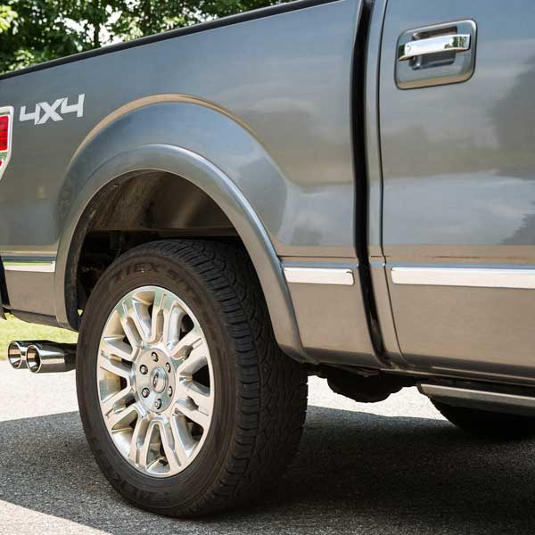 Roush Performance Side Exit Exhaust For 20112014 Ford F150 50l 62l And 35l Ecoboost: 2016 Ford F150 Exhaust Tip At Woreks.co