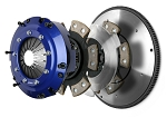 SPEC Super Twin Clutch Kit: Ford Mustang 2011-2014 5.0L