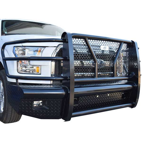 Steelcraft Hd Front Bumper Replacement For   Ford F  Mpt Performance