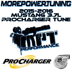 2015-2016 3.7 Mustang ProCharger MPT Tune