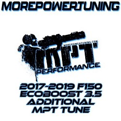 Additional MPT Tunes for 2017-18 Ford F150 Ecoboost 3.5L w/ nGauge Programmers