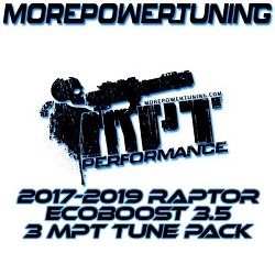 2017-18 Raptor Ecoboost 3.5L - 3x MPT Email Tunes - nGauge