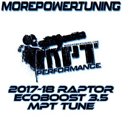 2017-18 Raptor Ecoboost 3.5L - MPT Email Tunes - Cobb Accessport V3