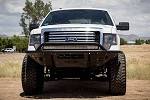 Addictive Desert Designs Stealth Front Bumper for 2009-2014 Ford F150