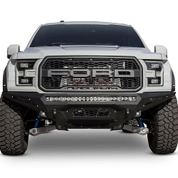 Addictive Desert Designs Stealth Fighter Front Bumper for 2017 Ford Raptor F111182860103
