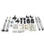 Belltech Lowering Kit with Street Performance Shocks for 2015-2017 Ford F-150 - 1001SP