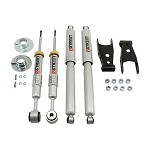 2009-2013 Ford F-150 4WD Belltech Lowering Kit with Street Performance Shocks