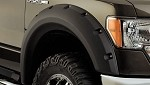 Bushwacker Max Coverage Pocket Style Fender Flares (Set of 4) for 2009-2014 Ford F150