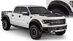 Bushwacker Pocket Style Fender Flares (Set of 4) for 2010-2014 Ford Raptor