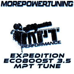 Expedition Ecoboost 3.5L - MPT Email Tunes