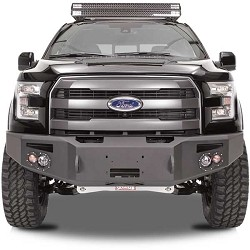 Fab Fours Premium Front Bumper for 2015-2016 Ford F-150