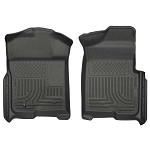 Husky Liners WeatherBeater Front Floor Liners for 2009-2014 Ford F-150