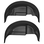 Husky Liners Rear Wheel Well Guards for Ford 2017-2018 Ford Raptor 3.5L Ecoboost