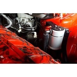 JLT Oil Separator 3.0 Driver's Side for 2015-2017 Ford Mustang 2.3L Ecoboost