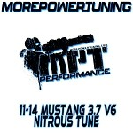2011-2014 Mustang 3.7L V6 MPT Track Use Nitrous Tune