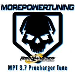 2015-2017 3.7 Mustang ProCharger MPT Tune
