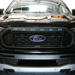 2019 Ford Ranger 2.3L Ecoboost Grill Decal