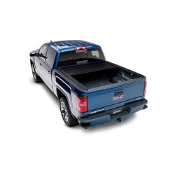 RetraxPRO MX Standard Matte Aluminum Tonneau for 2015-2017 Ford F-150 and Raptor