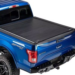 RetraxPRO XR Aluminum Series Tonneau for 2015-2019 Ford F-150 and 2017-2019 Raptor