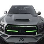 RK Sport Ram Air Hood for 2015-2017 Ford F-150