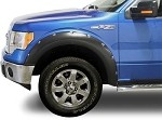 True Edge Rivetz Fender Flares (Set of 4) for 2009-2014 Ford F150