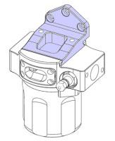 Injector Dynamics ID-F750 Fuel Filter + Optional ID-PTS / ID-F750PTS