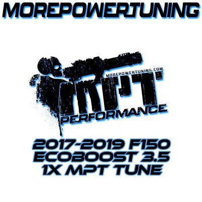 2017-18 F150 Ecoboost 3.5L - 1x MPT Email Tunes - nGauge