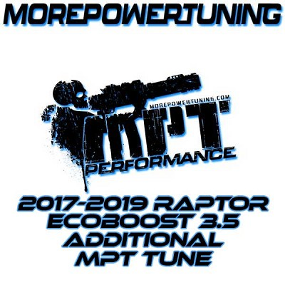 Additional MPT Tunes for 2017-18 Ford Raptor Ecoboost 3.5L w/ nGauge Programmers