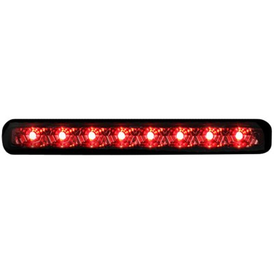 2005-2009 Ford Mustang RECON RED LED 3rd Brake Light - Smoked/Black
