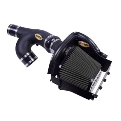 Airaid Performance Air Intake 2011-2014 Ford F-150 3.5L EcoBoost 3.5L CAD with tube, dry, black media