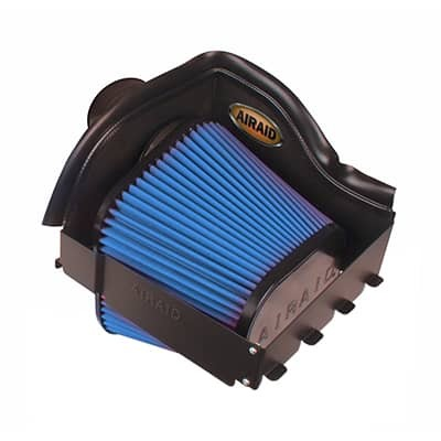 Airaid Performance Intake System for 2011-2014 Ford F-150 3.5L & 3.7L V6 and 5.0L V8 - CAD with tube, dry, blue media