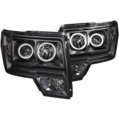 Anzo Projector Headlights for 2009-2014 Ford F150