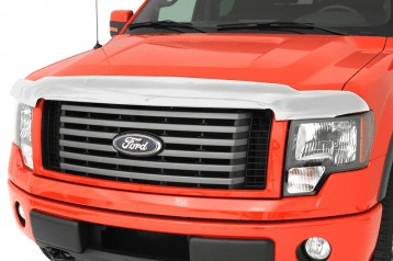 AVS Chrome Hood Shield for 2009-2014 Ford F150