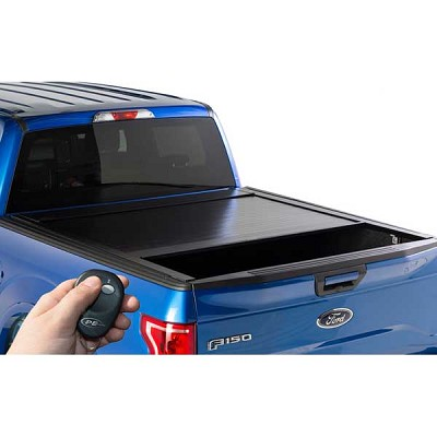 Pace Edwards Bedlocker Electric Retractable Tonneau for 2015-2017 Ford F-150