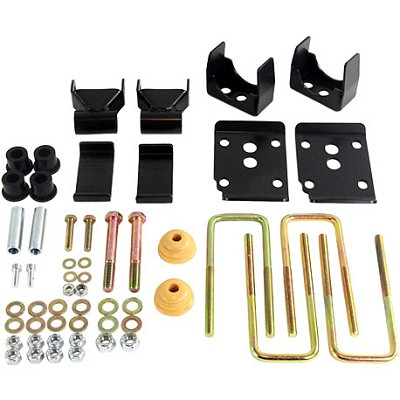 "Belltech Rear Flip Lowering Kit 5.5"" Drop for 2015-2017 2WD Ford F-150 (SuperCab / SuperCrew Short Bed) - 6446"