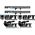 MPT Performance Decal Pack