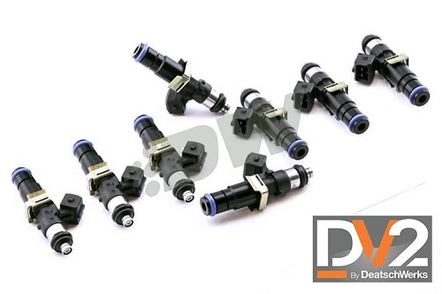 Set of 8, 1500cc Injectors