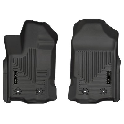Husky Liners WeatherBeater Front Floor Liners for 2019 Ford Ranger