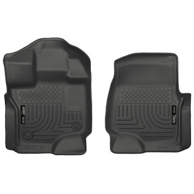 Husky Liners WeatherBeater Front Floor Liners for 2015-2017 Ford F-150