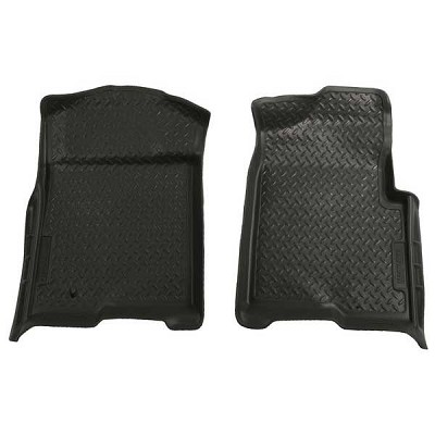 Husky Liners Classic Style Front Floor Liners for 2009-2014 Ford F-150