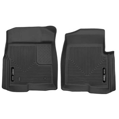 Husky Liners X-Act Contour Front Floor Liners for 2009-2014 Ford F-150
