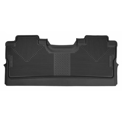 2015-2017 Ford F150 Supercrew Cab -  Husky Liners - X-Act Contour Second Seat Liner Mats Black