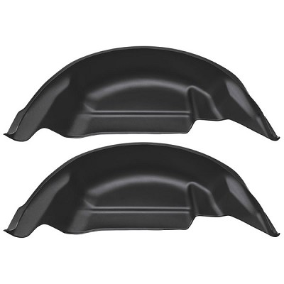 Husky Liners Rear Wheel Well Guards for Ford 2015-2019 Ford F-150
