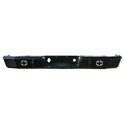 Iron Cross Automotive HD Rear Bumper for 2009-2014 Ford F-150 and 2010-2014 Ford Raptor