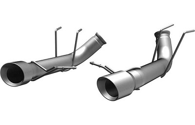 "2013-2014 Mustang GT - Magnaflow Competition Series 3"" Stainless Steel Axle Back Exhaust"