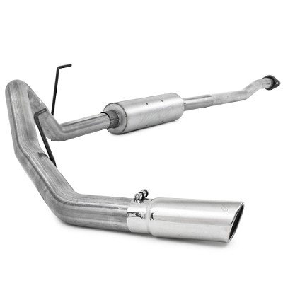 "2011-2014 F150 Ecoboost - MBRP 4"" Cat Back Exhaust"