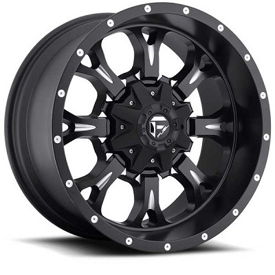 MHT Fuel Krank Wheels for 2004-2016 Ford F-150