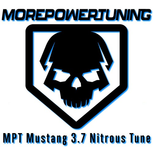 MPT Nitrous Tune for 2011-2014 Ford Mustang 3.7L V6 - Track Use Only