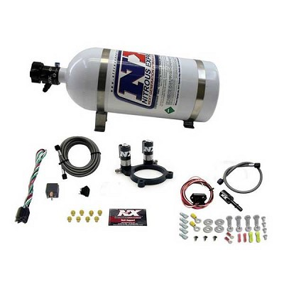 Nitrous Express Ford V6 Nitrous Plate System for 3.5L Ecoboost