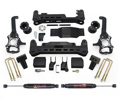 "Readylift 7"" Lift Kit System with Shocks for 2015-2017 Ford F150 4WD"